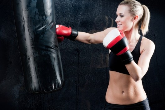 Boxing as Fitness Variety