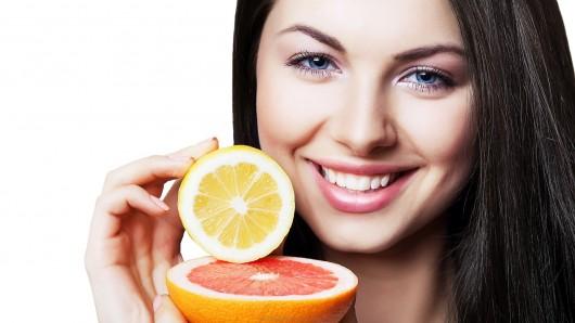 healthy face