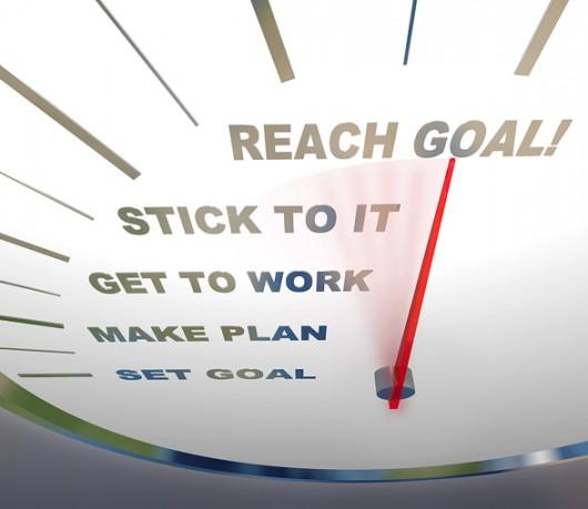 Speedometer - Reaching Your Goal