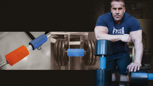 Thicken Your Grip For Strength Building