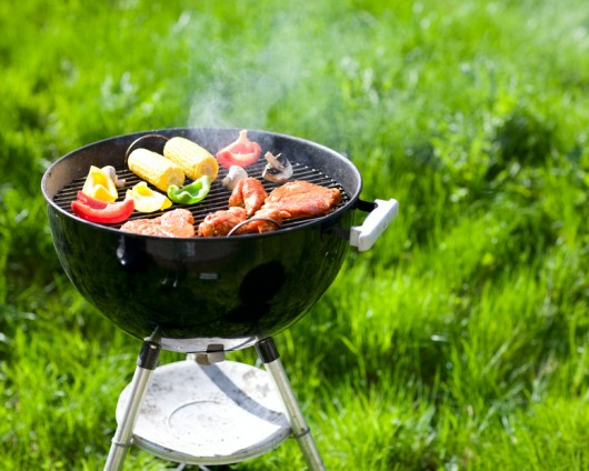 Five Healthy Summer Time Cook Out Ideas