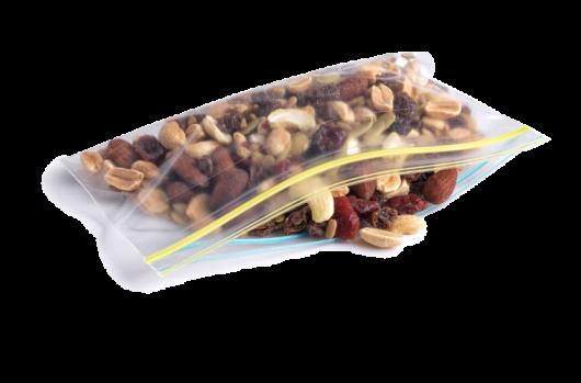 Nuts in Zip-Lock Bag