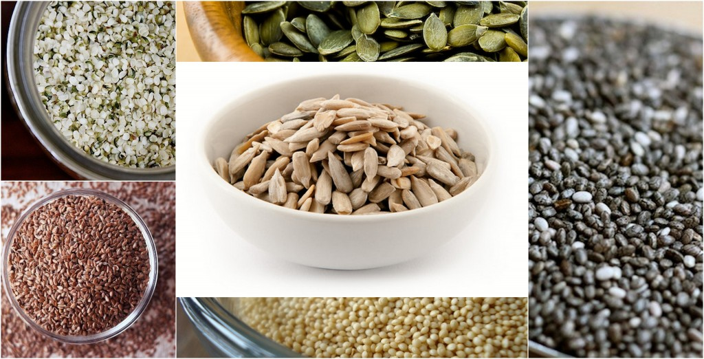 Six Magical Seeds That Will Boost Your Health