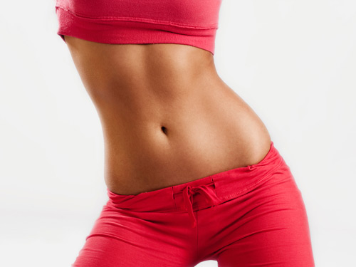 waist slimming exercises