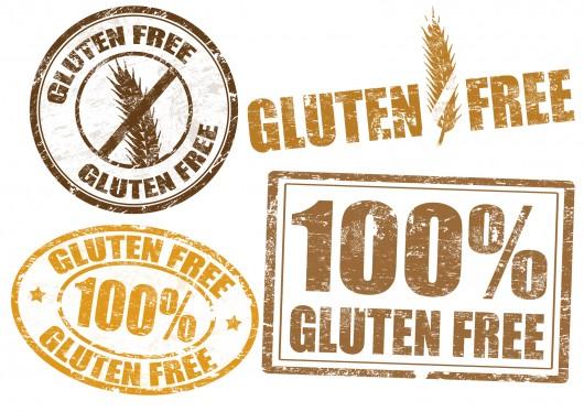Gluten-Free-label
