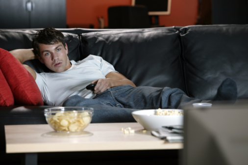 Guy-Watching-TV