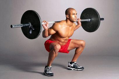 back-squat