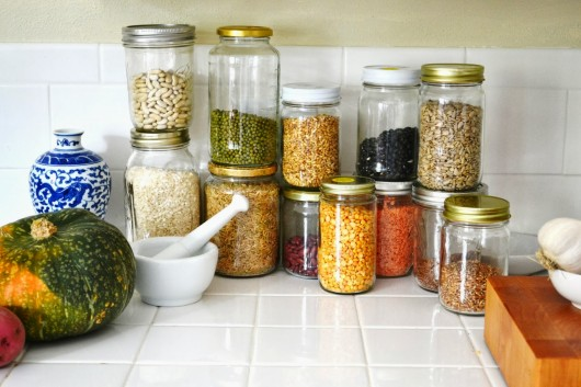 Want to Eat Healthy? Get Your Kitchen a Little Makeover