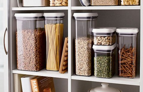 want to eat healthy get your kitchen a little makeover