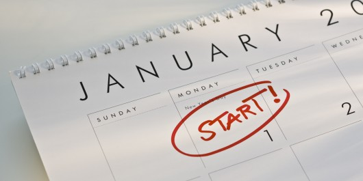 The Six Secret Ways to Achieving Your New Year's Resolutions