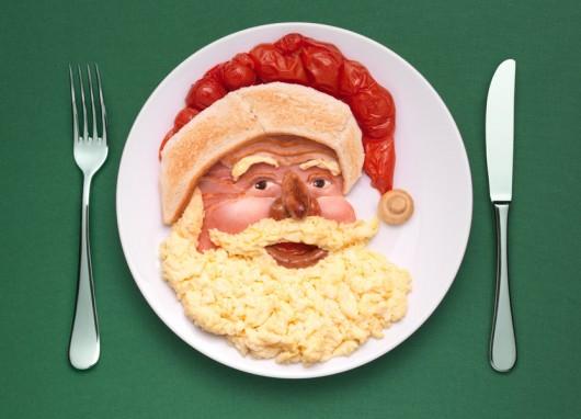Beefeater-Santa-breakfast