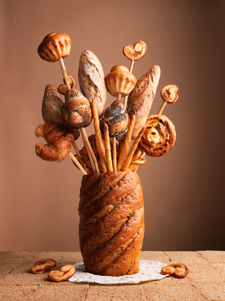 Bread-Vase