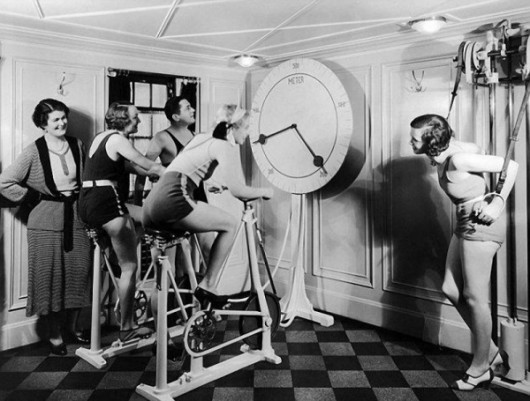 Gym-in-1920