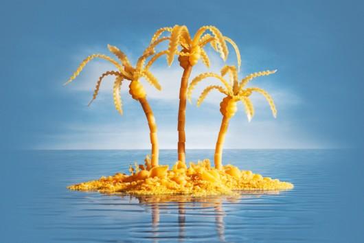 Pasta-Island