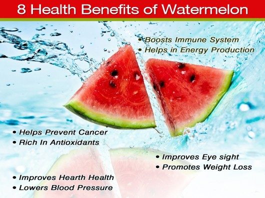 Why You Should Eat Watermelon