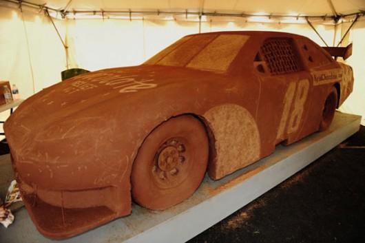 chocolate-car