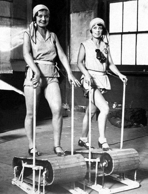wooden-treadmill