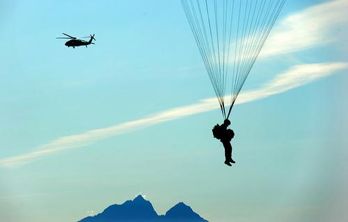 1/501st Big Lake jump