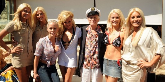 Four Reasons Why Hugh Hefner Will Live Forever