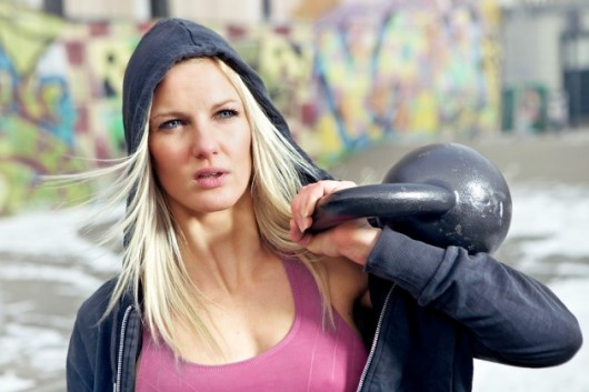 Kettlebell-Training for women