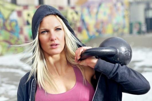 Kettlebell Training For Women