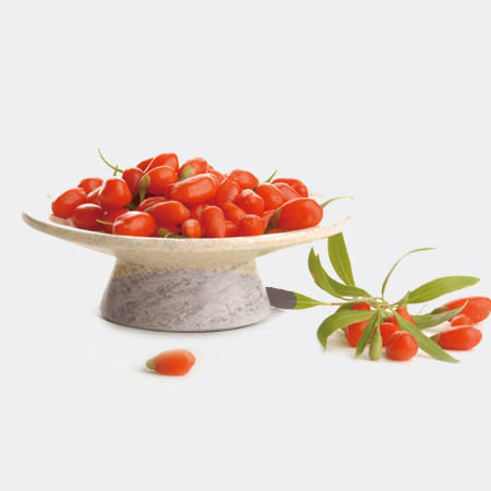 Fresh Goji Berries