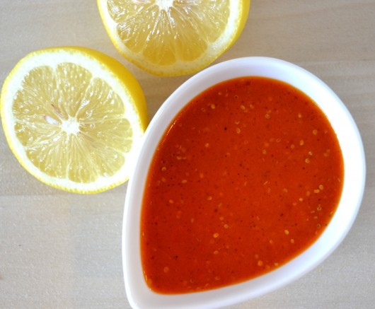 Goji Berry Sauce