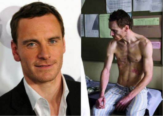 Michael Fassbender Weight Loss