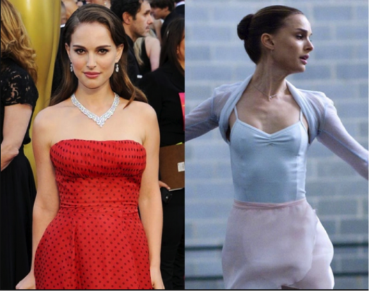 Natalie Portman weight Loss