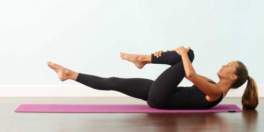 Pilates to Tone Legs