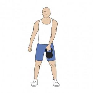 1.One-handed-kettlebell-swing