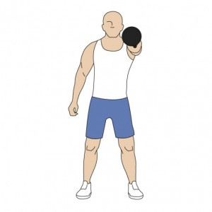 One-Arm Kettlebell Swing