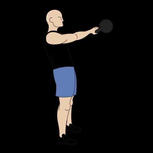 Kettlebell Swing Challenge: The 30-Day Kettlebell Swing Challenge