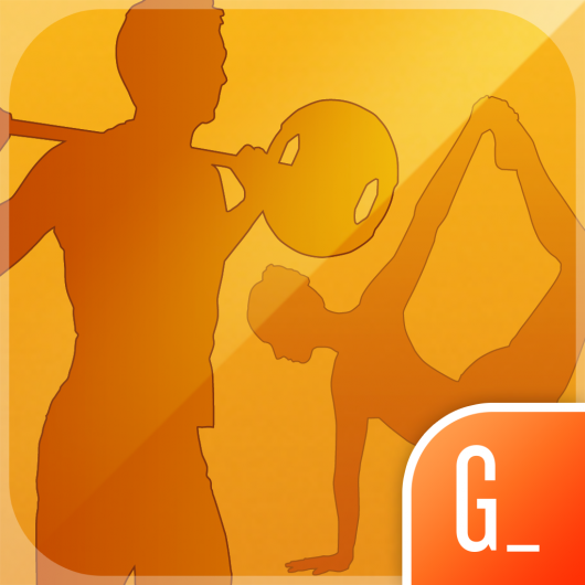 GAIN Fitness Cross Trainer App