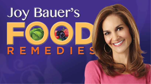 Joy Bauer's Food Remedies Blog