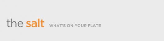 The Salt NPR's Nutrition Blog