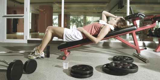 Why Do People Quit Fitness Programs?