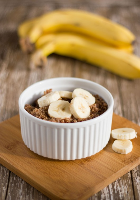 Chocolate-&-Banana-Breakfast-Quinoa