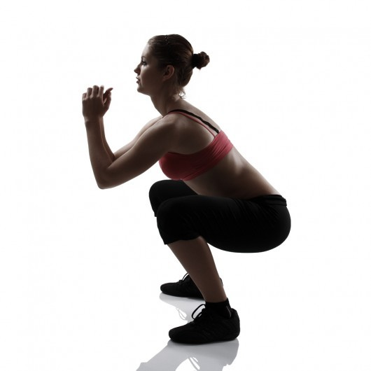 7-Minute Super Squat Workout