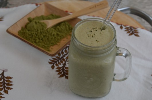 Hemp Protein Powder Smoothie