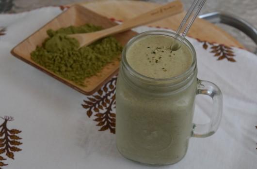 Hemp Protein Powder Smoothie