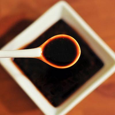 Home-made Teryaki Sauce