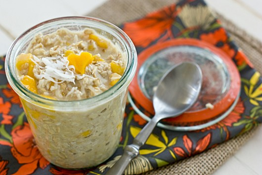 Overnight Protein Oatmeal