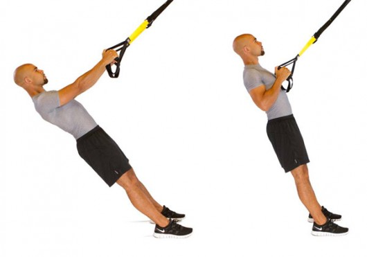 TRX Body Row