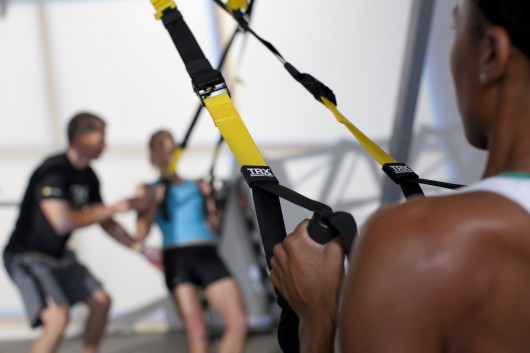 Tips on Training TRX