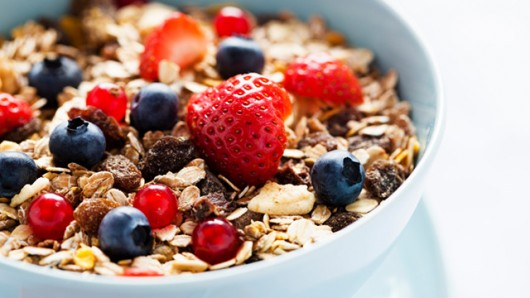 Whole Grains with Fruits