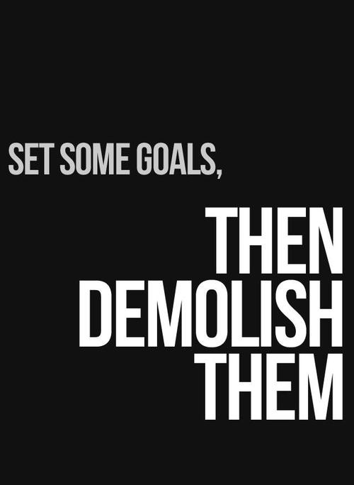 Set Some Goals