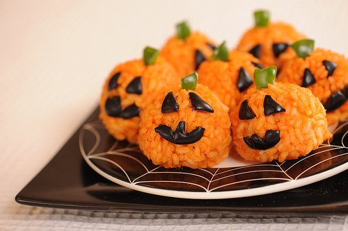 Fourteen Halloween Treats to Make Your Party Extra Spooky