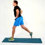 Alternating Lunge Jump