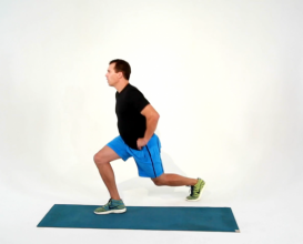 Deep Side Lunges
